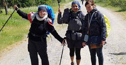 קמינו דה סנטיאגו: מה גורם לאישה בת 50+ לצאת למסע רגלי של 800 קילומטרים?