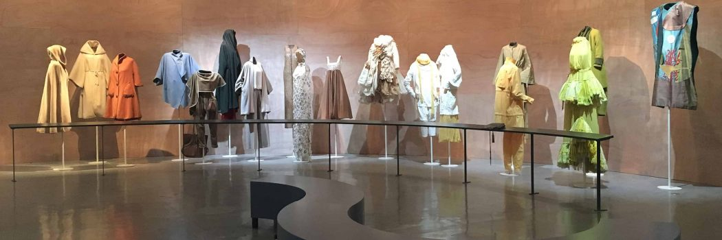 חגיגה במוזיאון ישראל, תערוכת האופנה