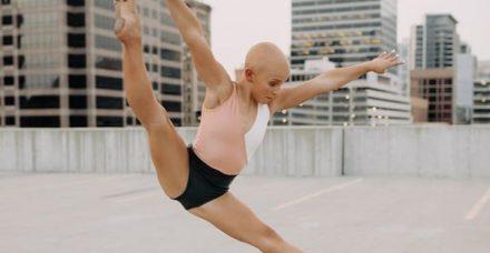 בת 10 זכתה בתחרות ריקוד יוקרתית יום אחרי שסיימה סבב כימותרפיה