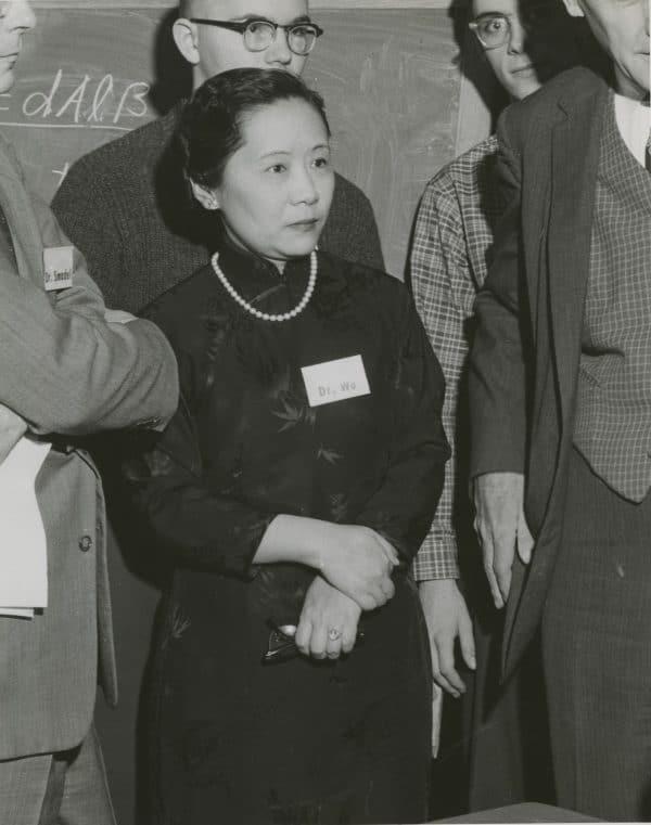 וו צ'יין-שיונג. צילום מתוך ויקיפדיה