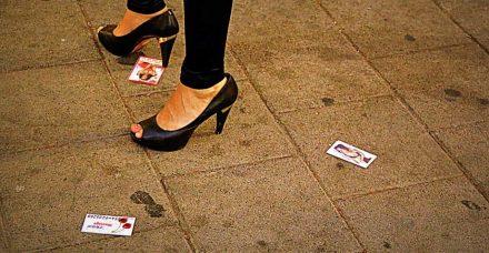 נשים בזנות: המאבק היחיד עבורו איש לא טורח להגיע למחות בכיכר
