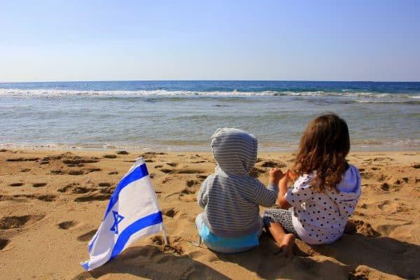 אין כמו חופשה בישראל. צילום: shutterstock