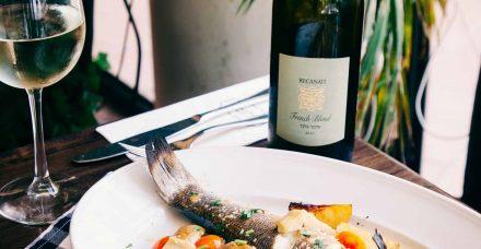 בריא וטעים: מתכון לפילה לברק של 'לחם יין'