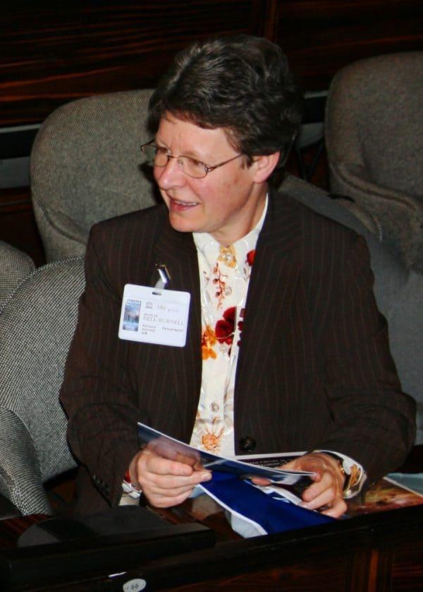 ג'וסלין בל ברנל. צילום מתוך ויקיפדיה