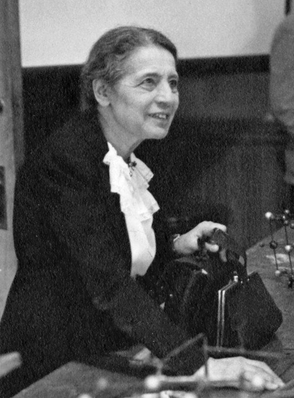 ליזה מייטנר. צילום מתוך ויקיפדיה