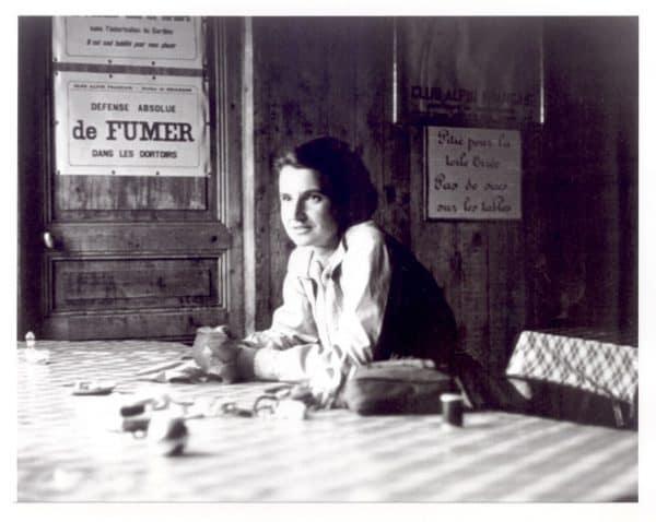 רוזלינד פרנקלין. צילום מתוך ויקפידיה