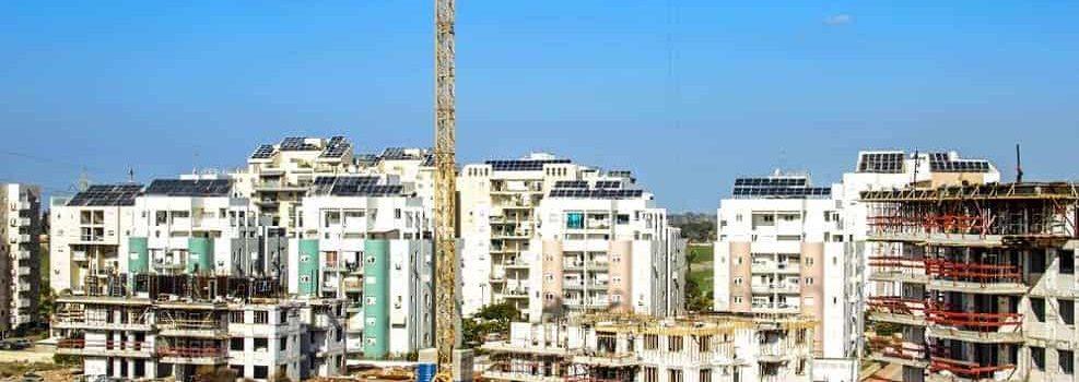 בנייה והתחדשות עירונית