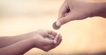 הילדים מבקשים עוד כסף: איפה שמים את הגבול?