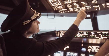 שלום, כאן הקברניטה שלכם: באיזו מדינה יש הכי הרבה טייסות?