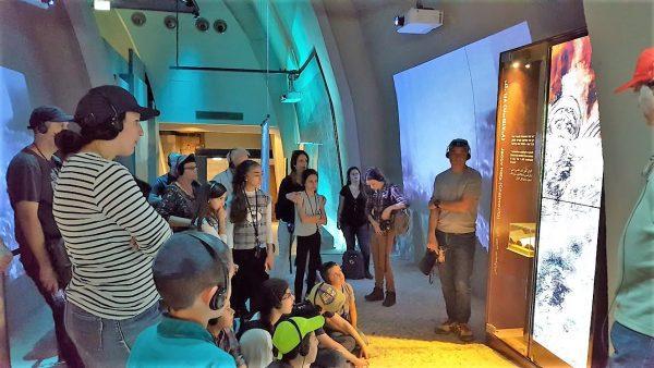 צילום: אלון ולד. המוזיאון החדש בגבעת התחמושת