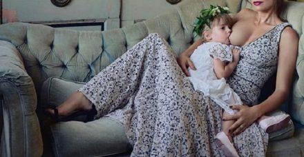 """""""השדיים שלנו נועדו להאכיל תינוקות"""": האישה שרוצה לשכנע אתכן להניק עד גיל 3"""