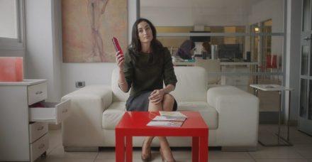 ביקורת סרט 'אוויר קדוש': גיבורה ערבייה ישראלית בעירום שמדברת על מין?