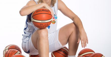 """קפטנית נבחרת הנשים בכדורסל לשעבר: """"הורים לבנות לא רואים בכדורסל קריירה לגיטימית"""""""