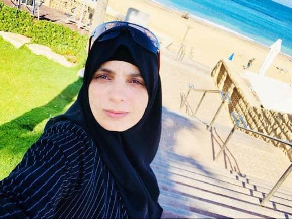 מנאל אלכורדי. צילום עצמי