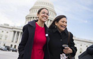 אלכסנדריה אוקסיו קורטז היא ההבטחה הגדולה של הדמוקרטים בארצות הברית