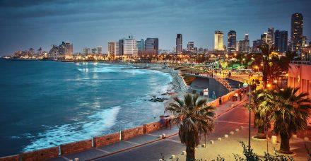 סוף שבוע זוגי בתל אביב: אטרקציות, מסעדות וסיורים ללא הפסקה