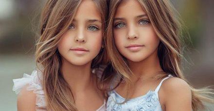 איך לגדל את התאומות הכי יפות בעולם?