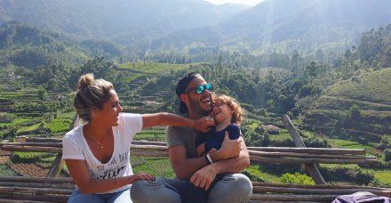 יומן מסע: אבא פגום עושה את הודו פלוס אחת