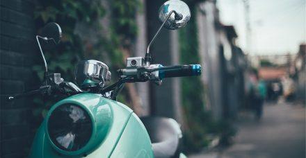 אביזרי חובה לרוכבי קטנועים