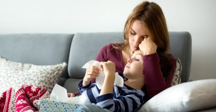 להיות אמא זה לחיות בדאגות תמידיות
