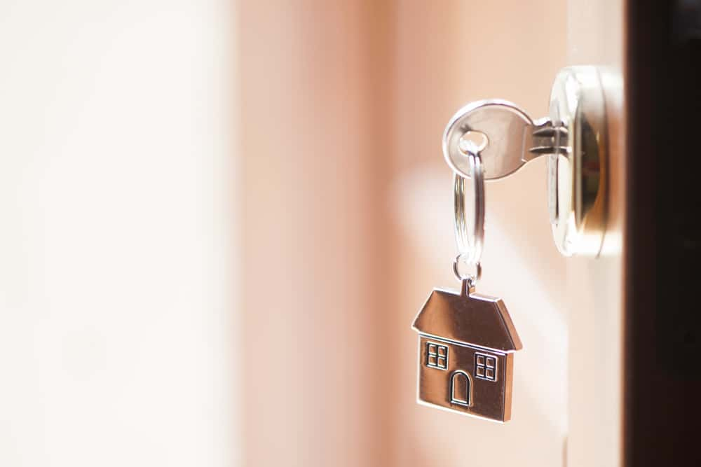 בית ומפתח. צילום: shutterstock