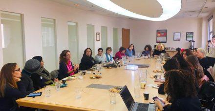 המטרה לבחירות 2019: יותר חברות כנסת ויותר שרות
