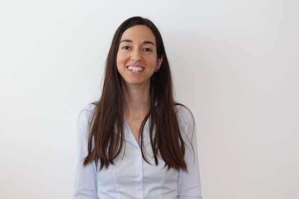 """טלי בן ארויה, מייסדת ומנהלת קהילת CyberGirlz במרכז לחינוך סייבר של קרן רש""""י"""