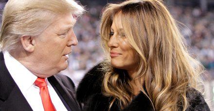ספר חדש טוען: מערכת היחסים של טראמפ ומלניה לא גרועה כמו שחושבים