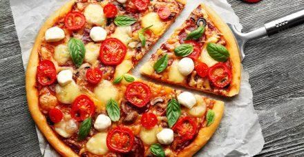 בדיאטה? שבו לאכול פיצה