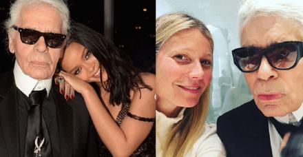 קייטי פרי, ריהאנה, דיוויד בקהאם וכוכבים נוספים לא נשארים אדישים ללכתו של קרל לגרפלד