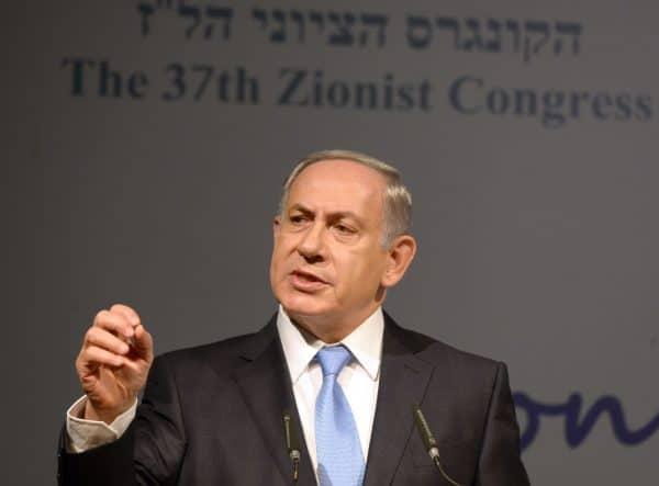 """ראש הממשלה בנימין נתניהו. צילום: עמוס בן גרשום. לע""""מ"""
