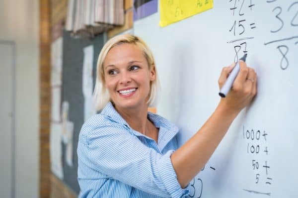 מה אתן זוכרות? שיעורי מתמטיקה או שיעורי חינוך? אילוסטרציה: shutterstock