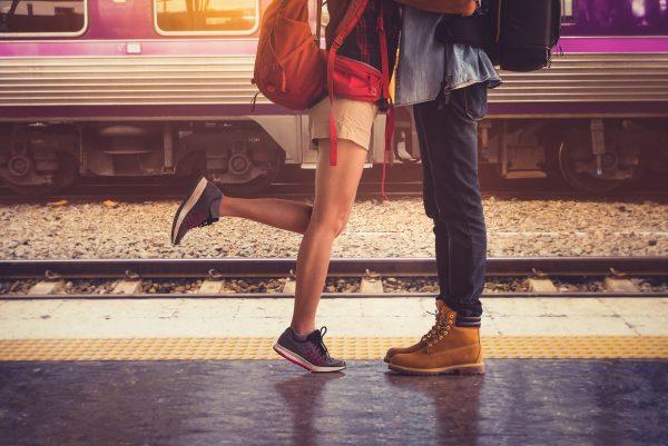 דייט ברכבת, תרשו לעצמכם ללכת לאיבוד בחיפה. או בבאר שבע. צילום: shutterstock