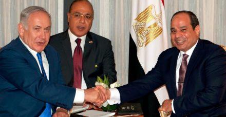 שלום קר? הסכם השלום עם מצרים הוא בדיוק מה שאנחנו צריכים ברצועת עזה