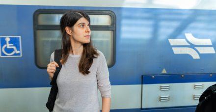 פגישה ברכבת: המדענית הישראלית הכי משפיעה