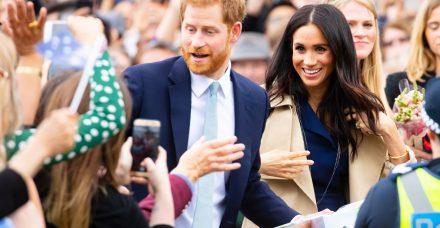 לקראת הלידה המלכותית: 8 מנהגים מוזרים שהארי ומייגן יהיו חייבים ליישם
