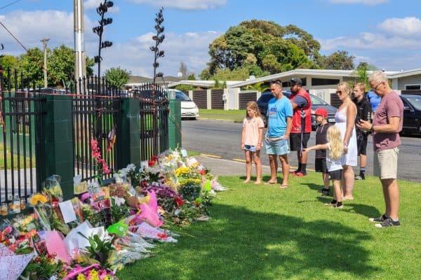 ניו זילנד לאחר הטבח במסגד. shutterstock