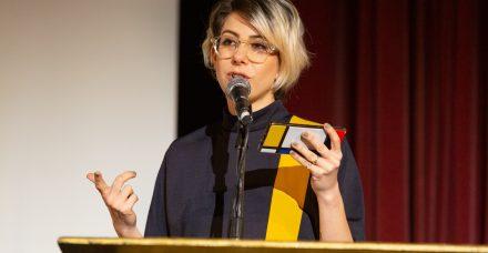"""דפנה לוסטיג: """"זה שהצבעתם שמאל לא אומר שאתם לא אלימים"""""""