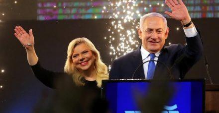 עכשיו זה סופי: נתניהו הוא ללא ספק מלך ישראל ושרה אשתו היא המלכה