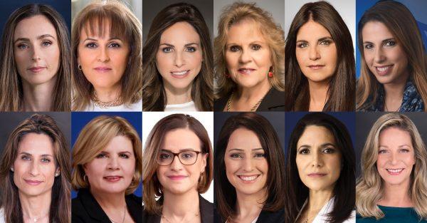 חברות הכנסת החדשות בכנסת ה-21 שייאלצו להאבק על מקומן בכנסת ה-22