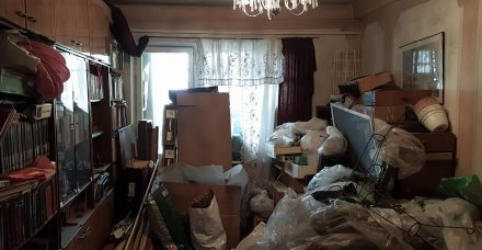 """""""כלום לא זורקים כאן חוץ מאוכל רקוב"""": החיים עם אמא אגרנית כפייתית"""