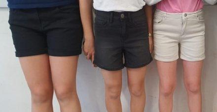 מחאת המכנסיים הקצרים מצליחה: מנהלי בתי ספר מודיעים על שינוי מדיניות
