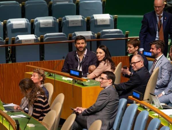 ראש ממשלת ניו-זילנד ג'סינדה ארדרן. צילום: shutterstock