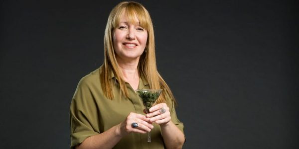 פרופ' חננית קולטאי, חוקרת צמחי מרפא.. צילום: ניר סלקמן