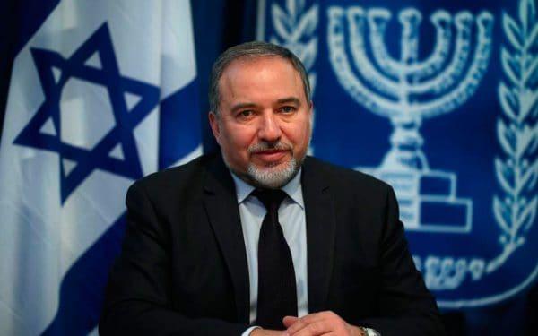 אביגדור ליברמן. צילום ישראל ביתנו