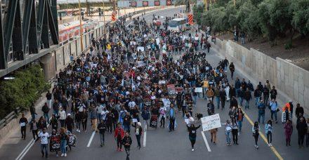 מחאות אמיתיות הן לא אוהלים ושירים בשדרה, הן לרוב אלימות