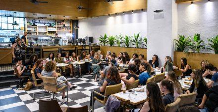 מפגש מיוחד: ערב אמהות ובני העשרה שלהם מדברים על הכל