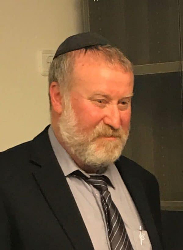 """ד""""ר אביחי מנדלבליט, היועץ המשפטי לממשלה. צילום : Prokurator11"""