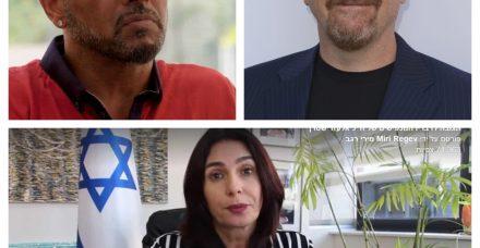 החידה השבועית: מה משותף ללואי סי.קיי, אייל גולן ומירי רגב?