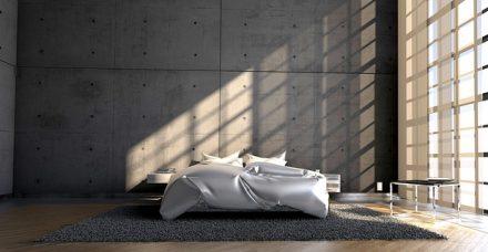 חדרי שינה בעיצוב ביתי ואינטימי